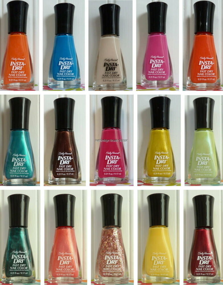 how to tell if nail polish is dry