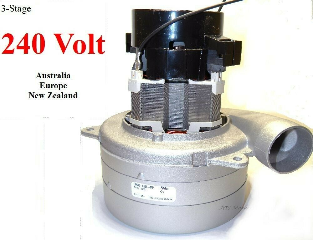 carpet cleaning 3 stage extractor vacuum motor 220 240