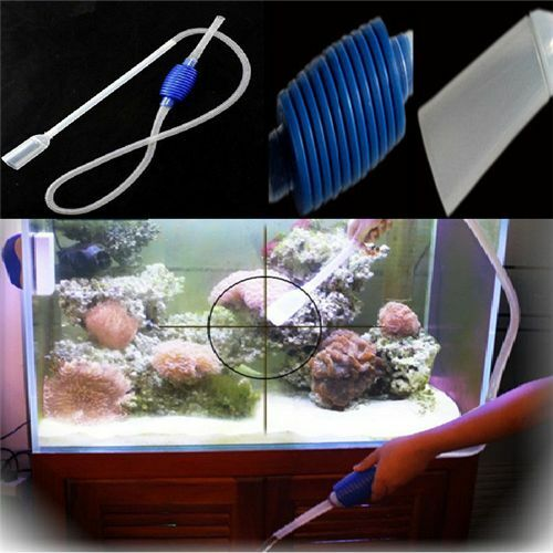 Unique aquarium clean vacuum water change gravel cleaner for How to clean fish tank rocks