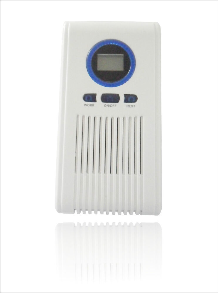 Electric Bathroom Toilet Deodorizer Air Purifier Ozone Generator Ebay