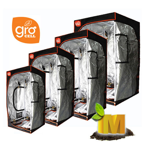 hydroponics grow lights tent german high quality gro cell indoor plant grow room ebay. Black Bedroom Furniture Sets. Home Design Ideas
