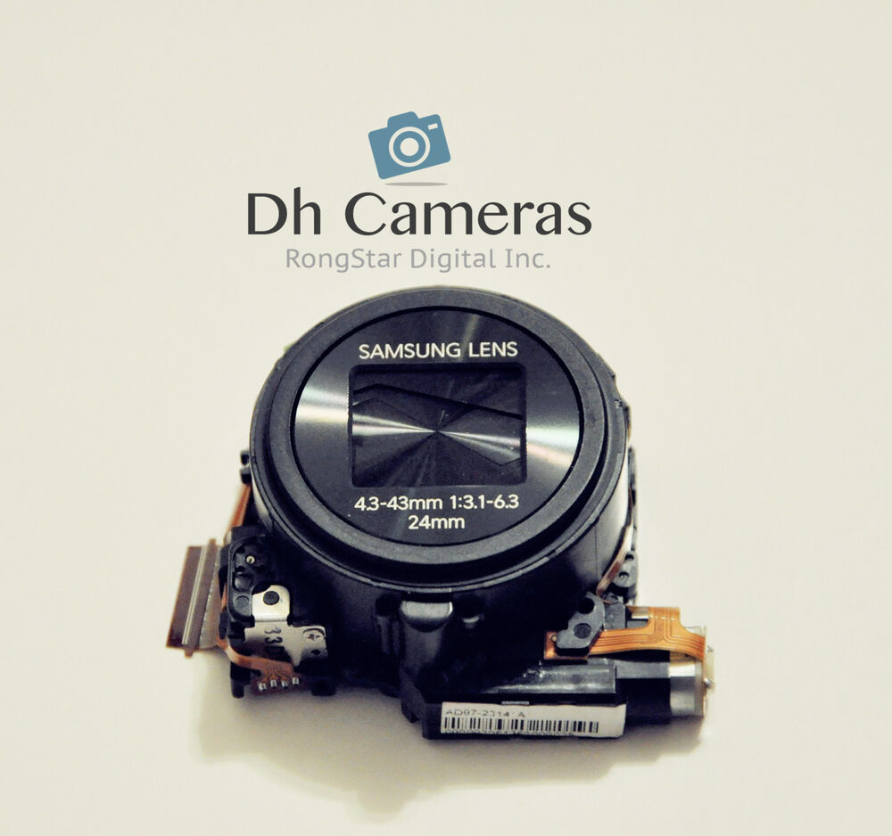 Lens Replacement Parts : New lens zoom repair part for samsung wb f digital