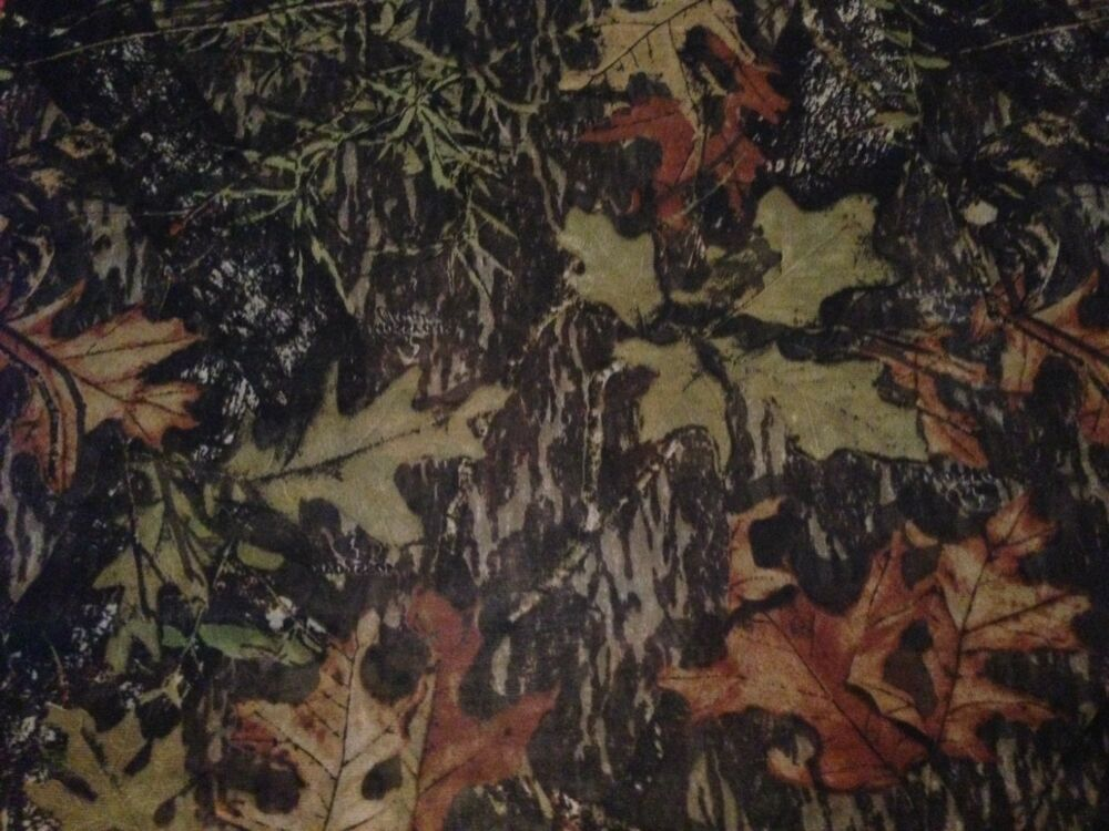 Mossy Oak Obsession Camouflage Netting Fabric By The Yard