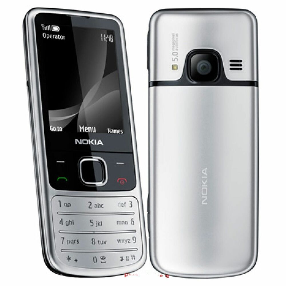 nokia 6700 classic chrome silver sim free unlocked. Black Bedroom Furniture Sets. Home Design Ideas