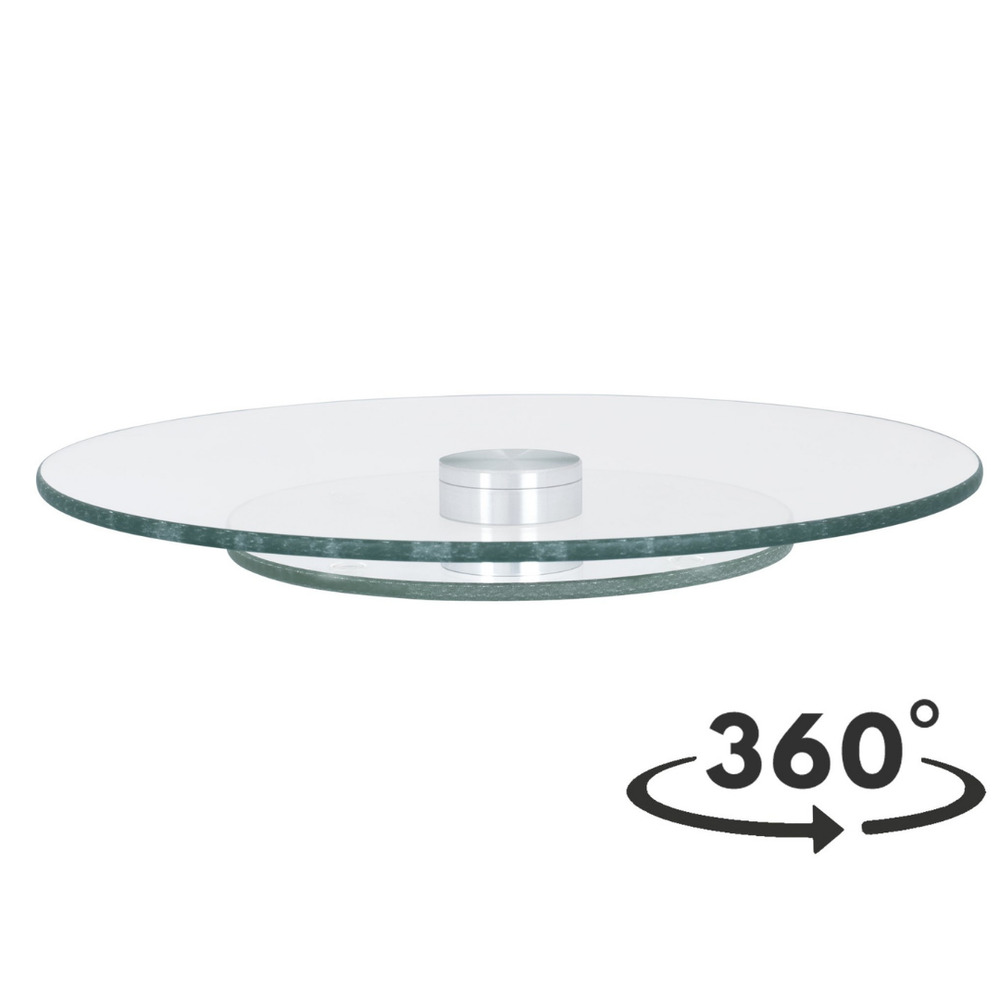 Cake Decorating Lazy Susan