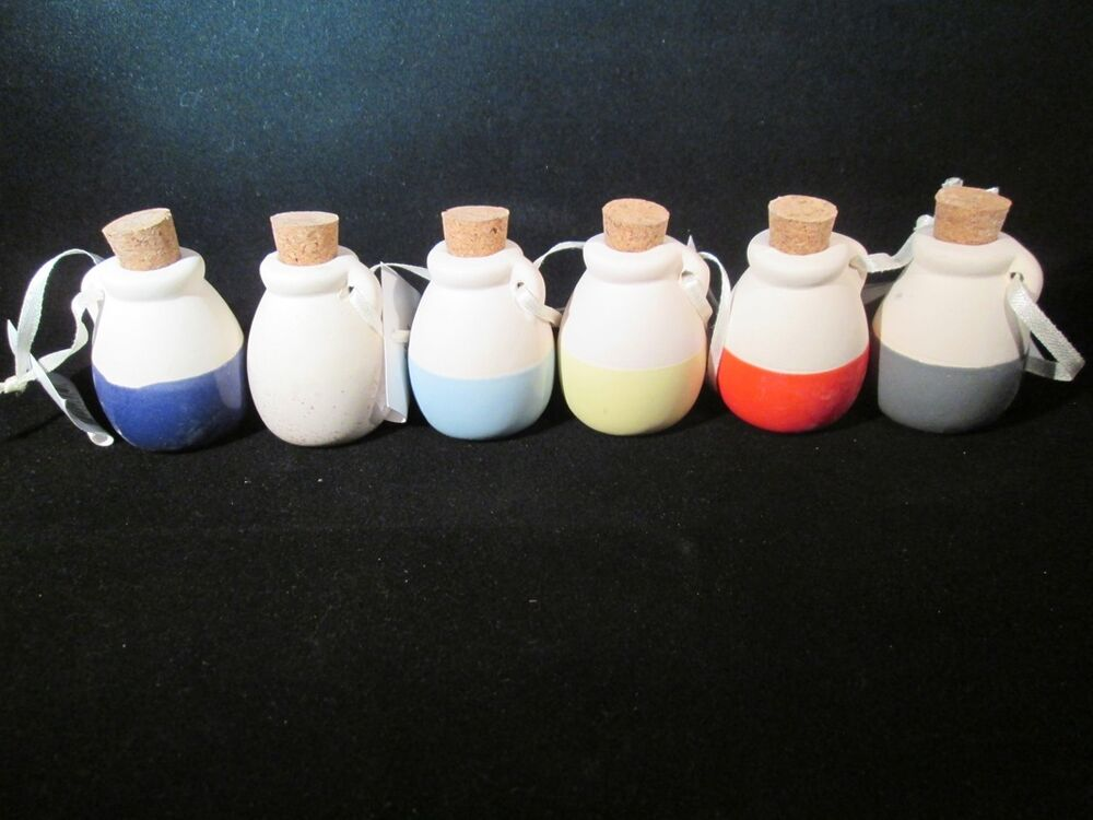 Glazed Clay Pot Ceramic Essential Oil Fragrance Diffuser Car Home Air Freshener Ebay