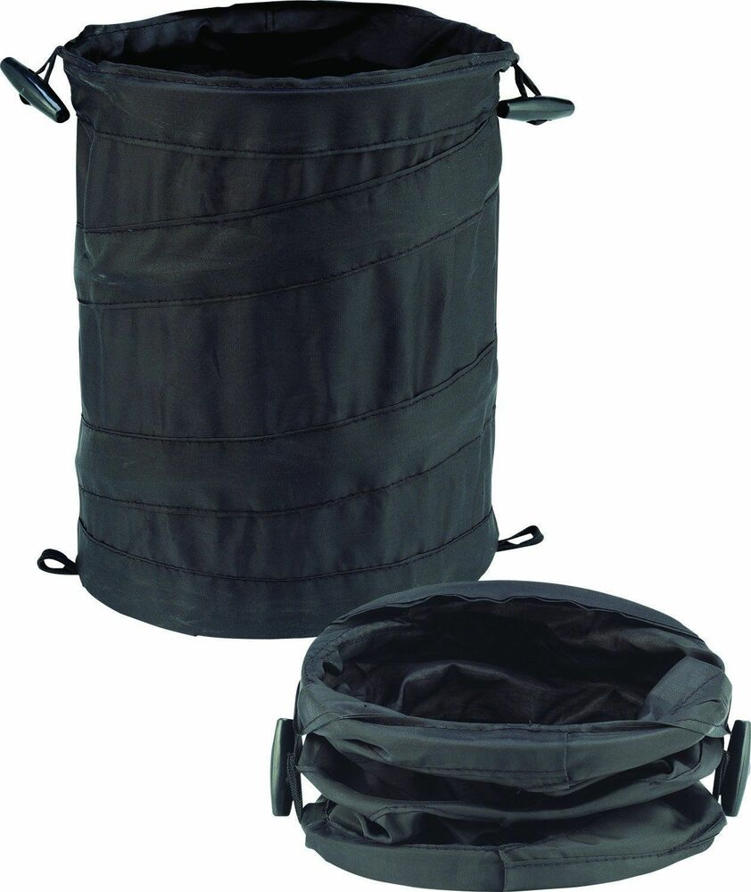 Bell Small Collapsible Pop Up Trash Can Perfect For Truck Car Van Ebay