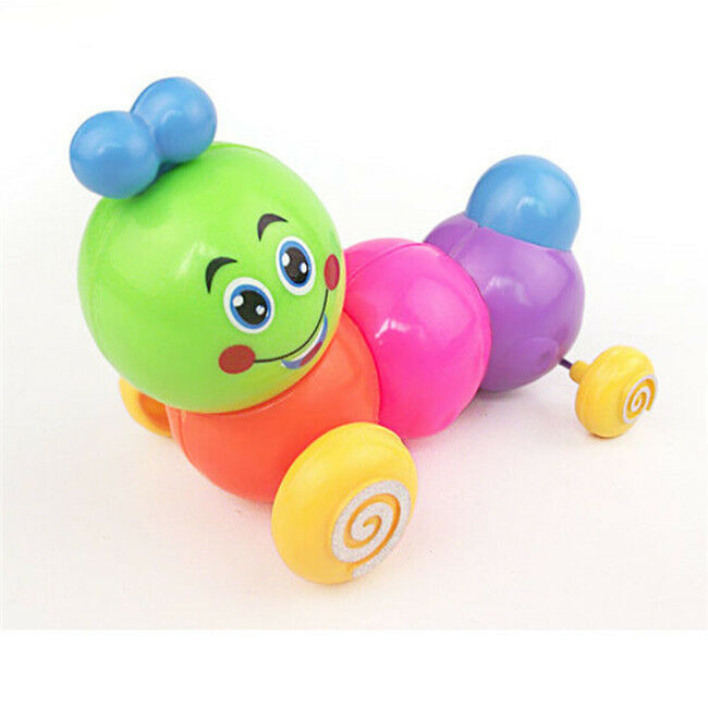 Unique Baby Toys : Unique wind up caterpillar toys developmental educational