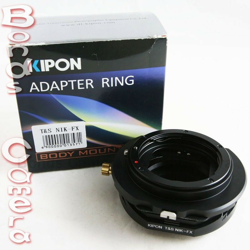 Adapter Ring Xf