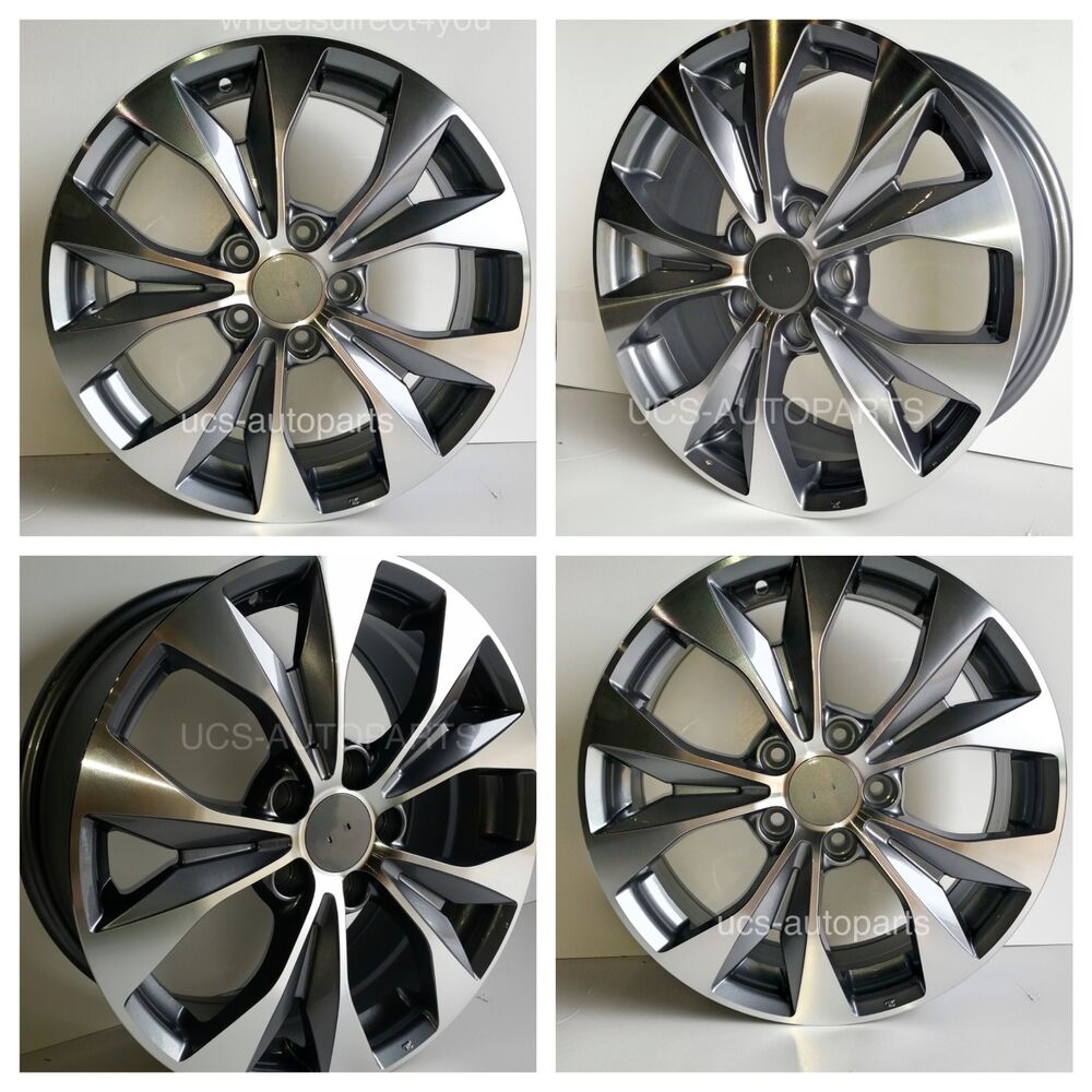 What is the lug pattern for a 2015 honda civic coupe for Honda accord lug pattern