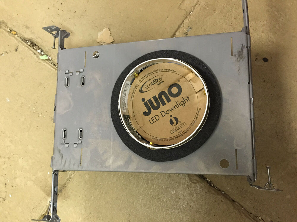 New Juno Led Can Down Light 6 Quot Gen4 Dimmable 120 277v