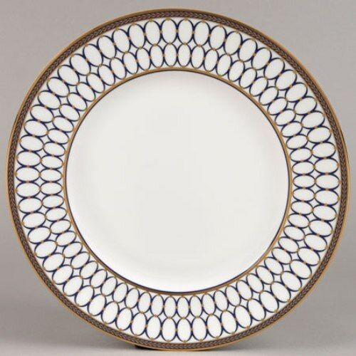 Wedgwood Renaissance Gold Dinner Plate Set Of 4 EBay