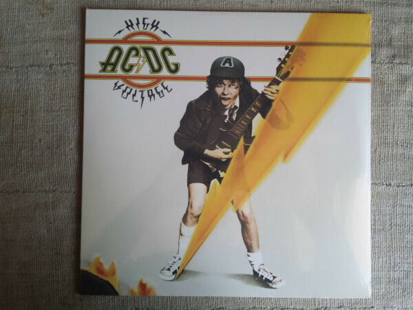 AC/DC ‎– High Voltage – LP NUOVO / SEALED