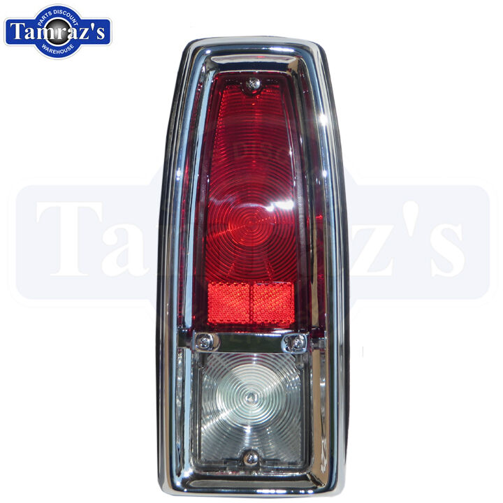 Tail Light Lens Assembly : Nova rear tail lamp light lens assembly new ebay