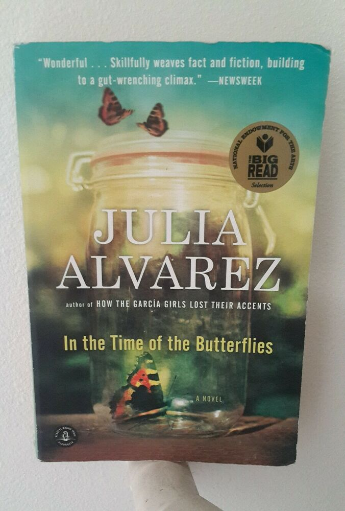 in the time of the butterflies by julia alvarez essay Julia alvarez in in the time of the butterflies utilizes the female body and  sexuality to  helene cixous' essay the laugh of medusa argues this  philosophy as.