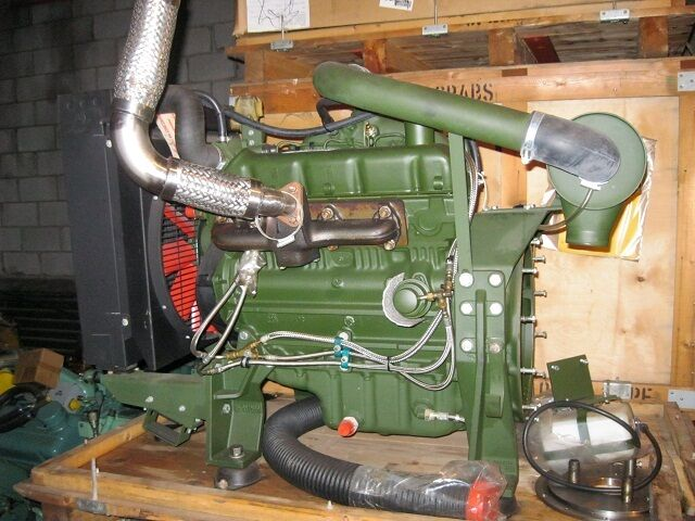 Ford fsd 425 power unit diesel engine 40 70hp diesel for Ford used motors for sale