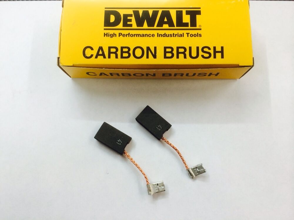 Dewalt Grinder Motor Brush Set 392574 01 Rep 392460 01