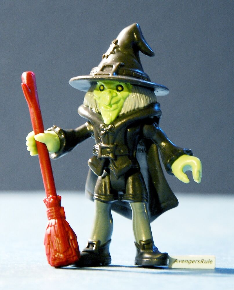 Fisher Price Imaginext Collectible Figures Series 4 Witch