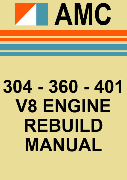 Diagrams For Jeep Engine Parts Amc V8 Engine Manual Guide