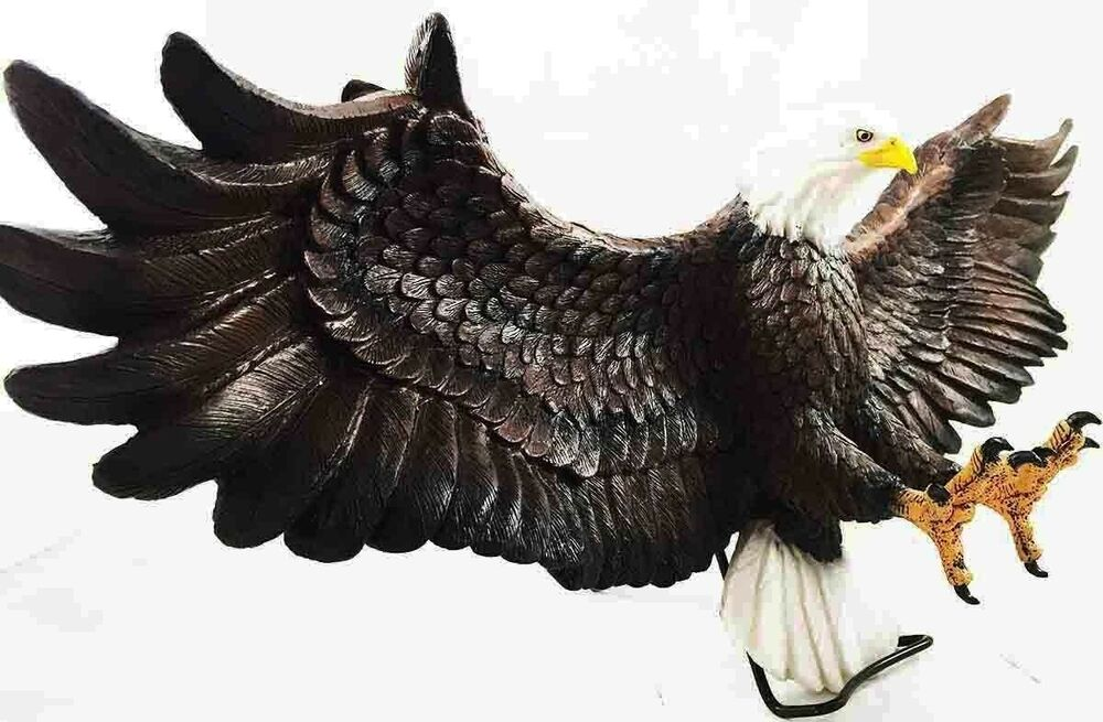 American Bald Eagle Wall Mount Home Decor Collection