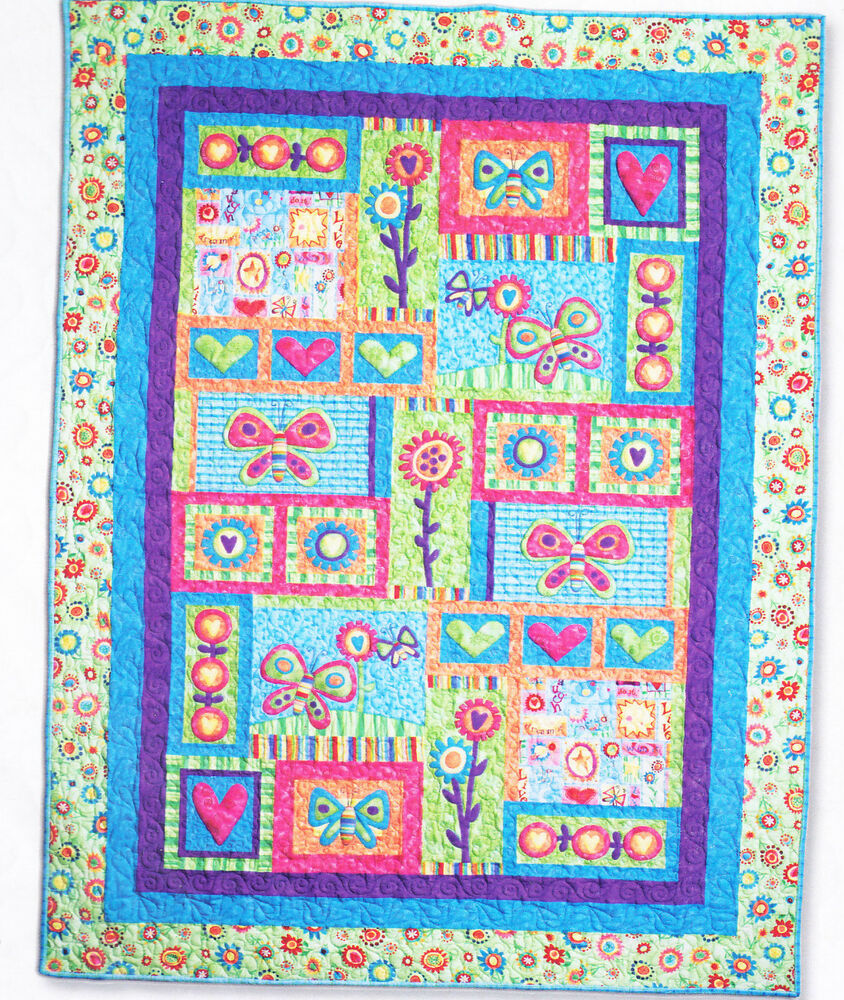 PATTERN - Sweet Dreams - applique & pieced quilt PATTERN ...