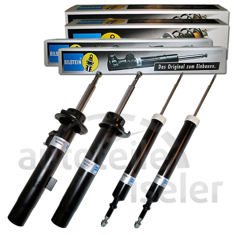 4x bilstein b4 sto d mpfer vorne hinten bmw 3er e90 e91. Black Bedroom Furniture Sets. Home Design Ideas