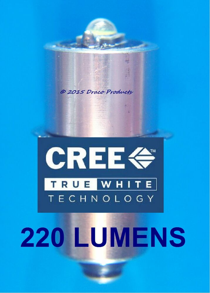 Cree Or Epistar Led Pr Bulb Torch Upgrade 7 2v 9 6v 12v