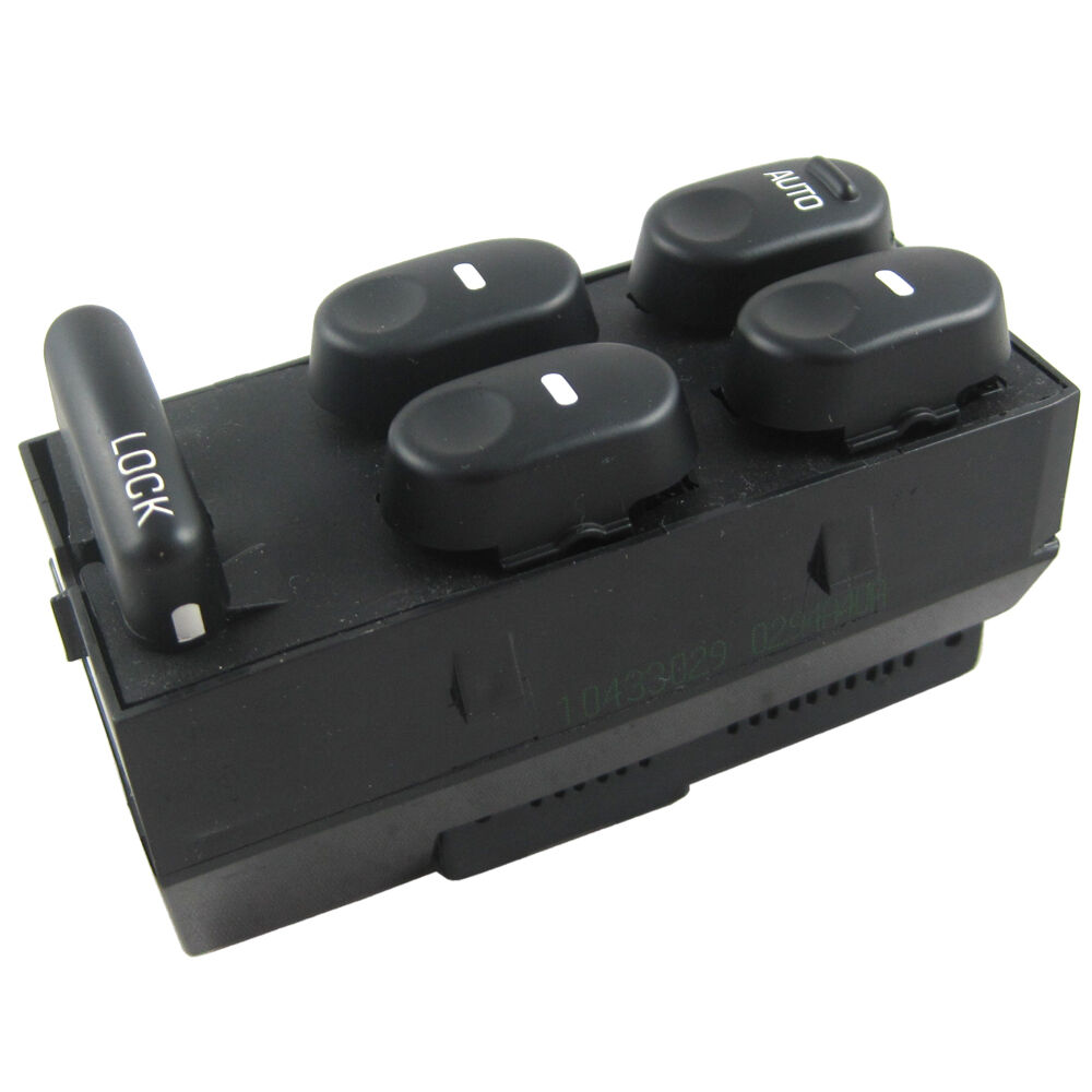 Master power window switch driver side for buick century for 1998 buick century power window switch