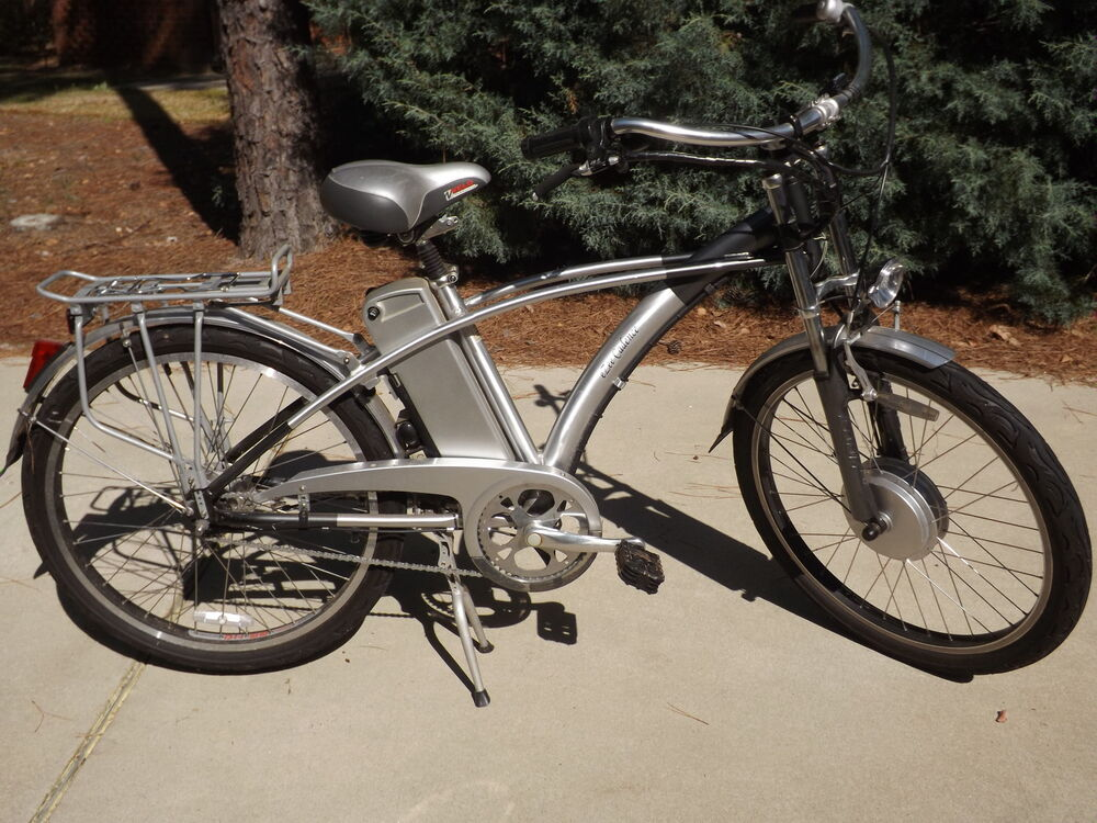 the cadillac of electric bikes ebay. Black Bedroom Furniture Sets. Home Design Ideas