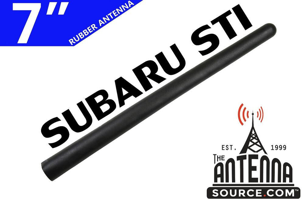 New Roof Am Fm 7 Quot Antenna Mast Fits 2008 2016 Subaru