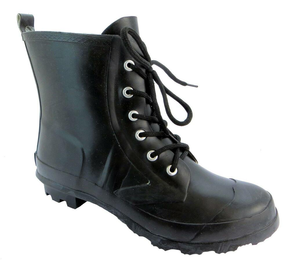 Cotswold Hayley Womens Waterproof Ankle Lace Up Rubber