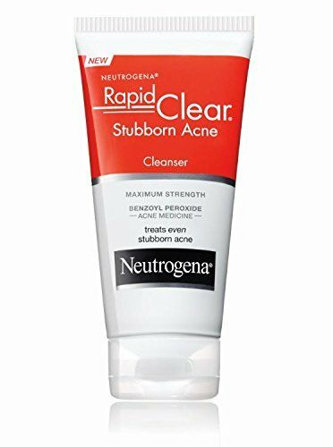 Neutrogena Rapid Clear Stubborn Acne Cleanser, 5 Ounce  | eBay