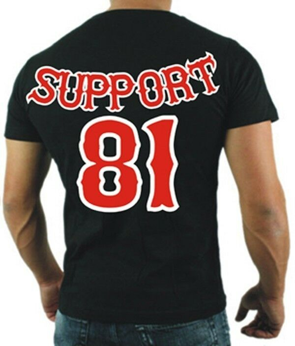 1026 support 81 world hells angels t shirt s 6xl ebay. Black Bedroom Furniture Sets. Home Design Ideas