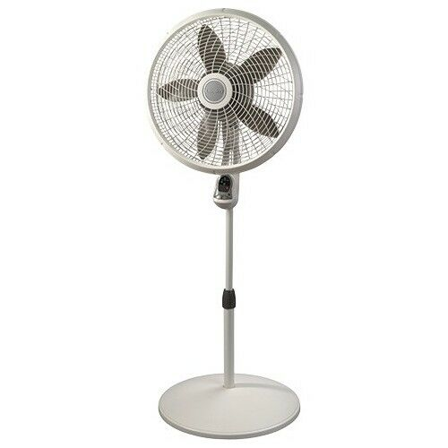 Lasko 18 remote control cyclone pedestal fan 1885 ebay for Lasko fans