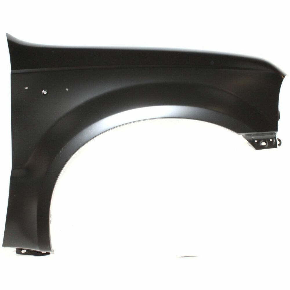 New Front Rh Fender For Ford F550 F450 Superduty Excursion
