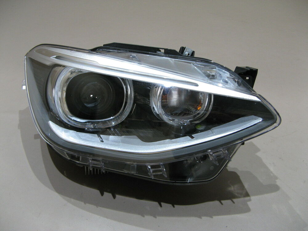 bmw f20 f21 1er series headlight right xenon bi xenon. Black Bedroom Furniture Sets. Home Design Ideas