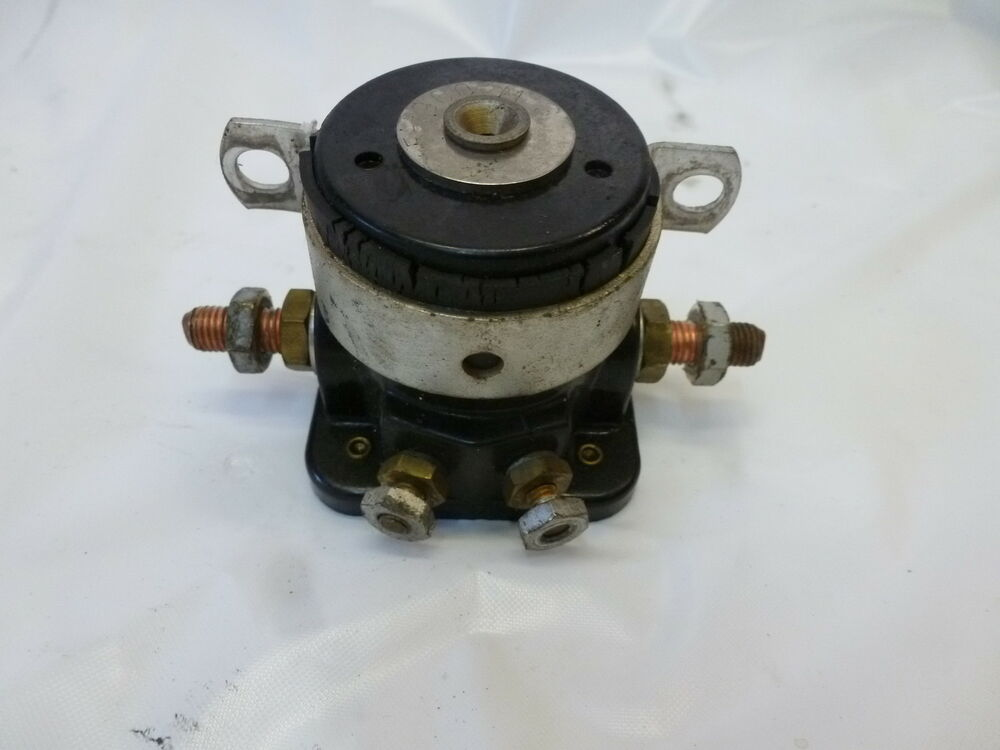 1969 johnson 115esl69s 115hp starter solenoid relay for Top rated outboard motors
