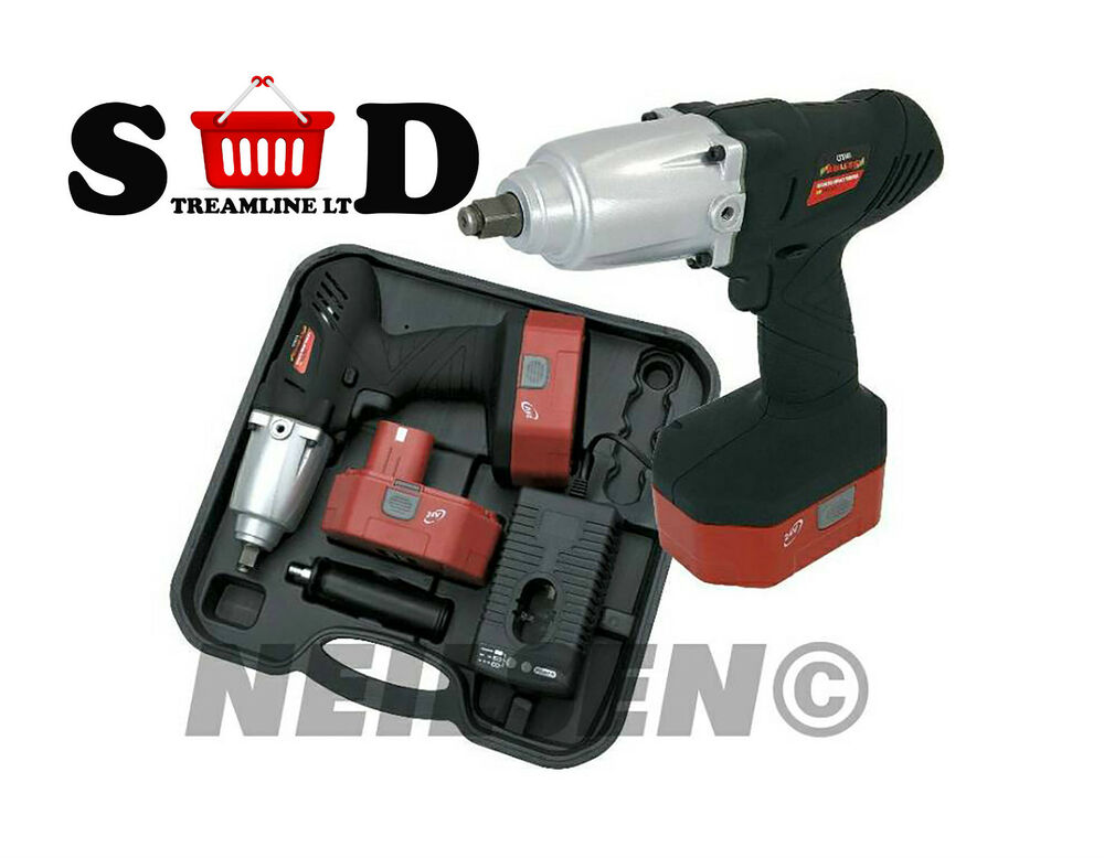 24v 410nm 1 2 drive cordless high force impact wrench driver power tool ct3141 ebay. Black Bedroom Furniture Sets. Home Design Ideas