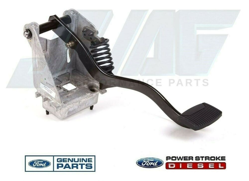 Ford Super Truck >> 99-03 Ford Super Duty 7.3 7.3L Powerstroke Diesel Clutch Pedal Assembly 7B633 | eBay