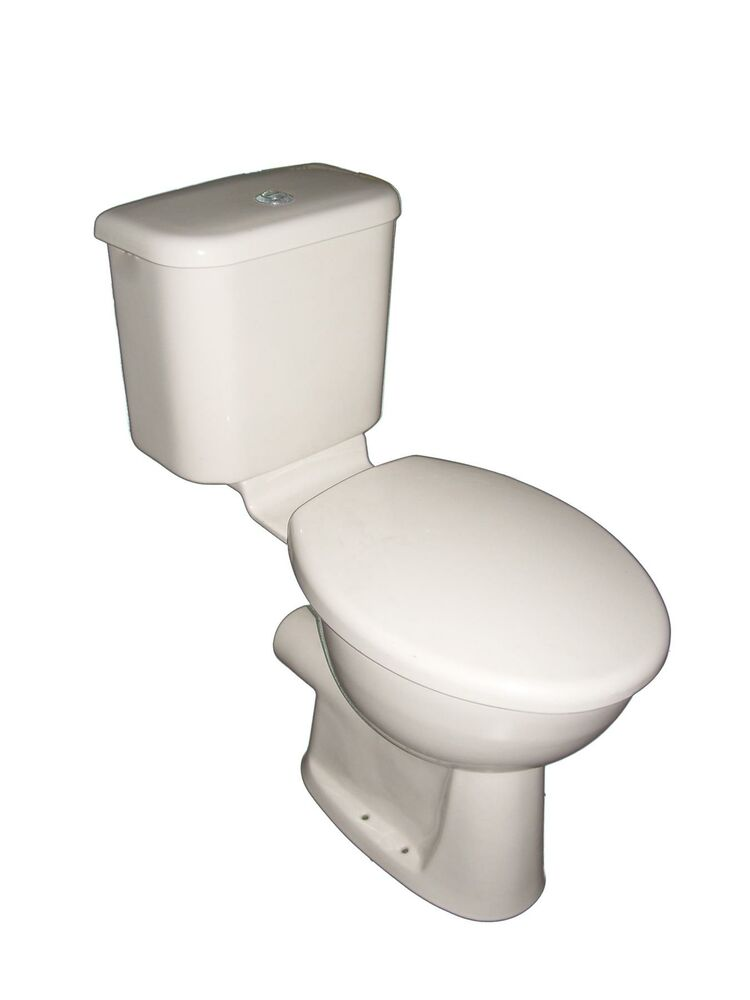 Comfort Height Hi Rise Toilet Doc M Close Coupled Disabled