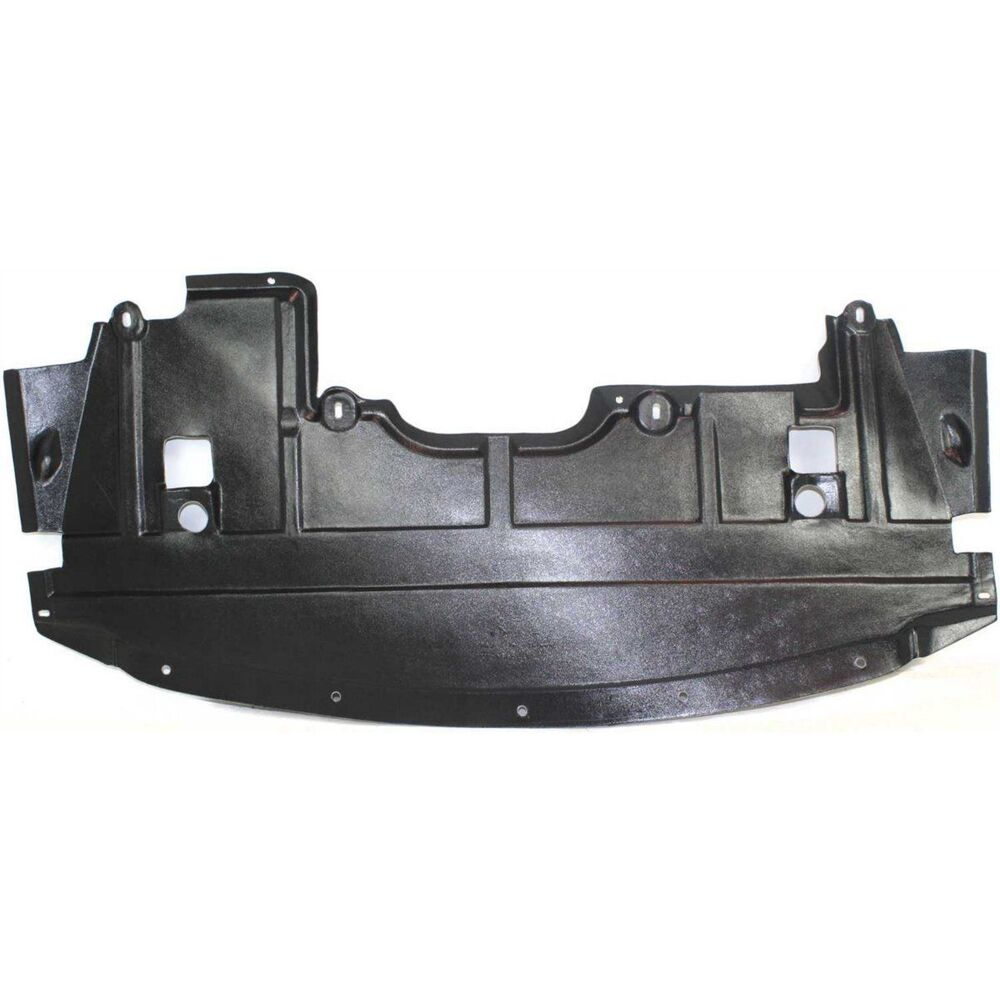 2009 Nissan Maxima Exterior: NI1228128 NEW FRONT UNDERCAR SHIELD FOR 07-14 NISSAN
