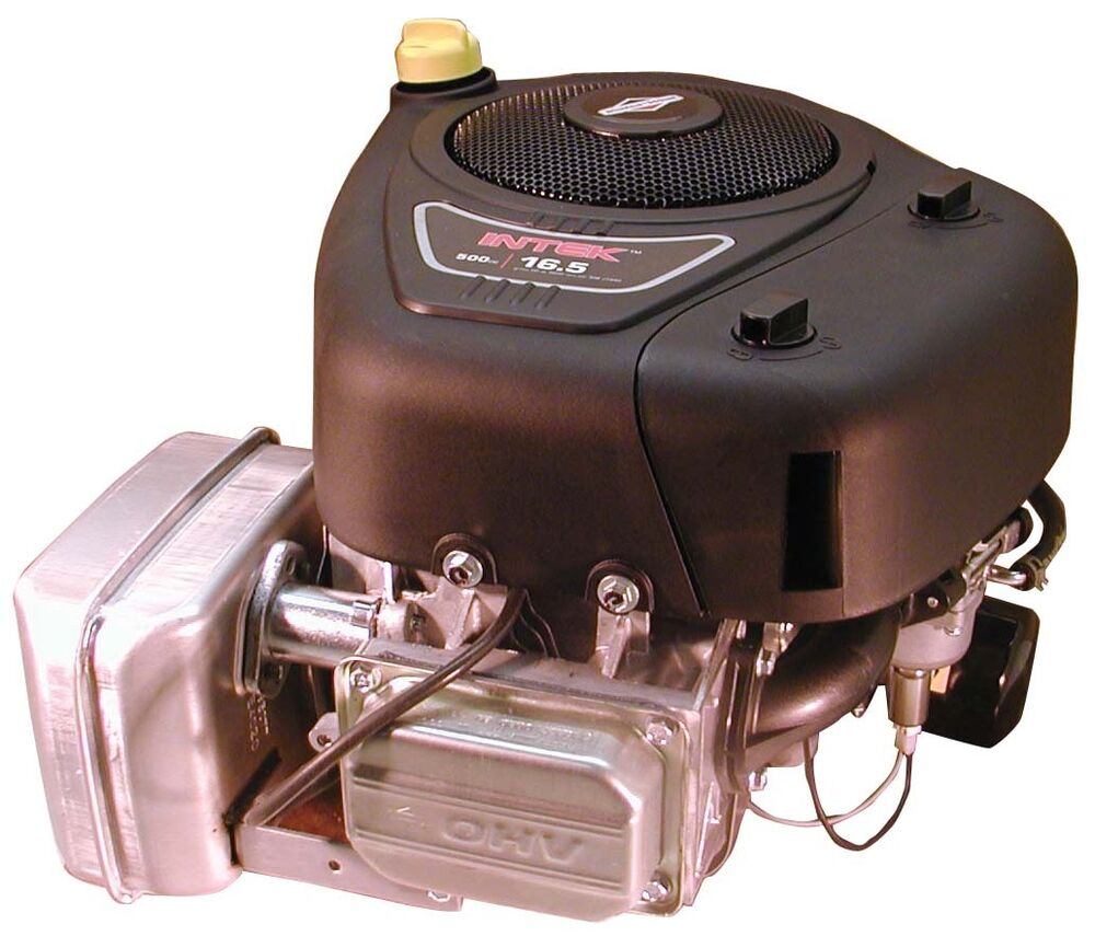 Briggs and strattion ohv 16 5hp 20hp ohv engine w for Briggs and stratton 5hp motor