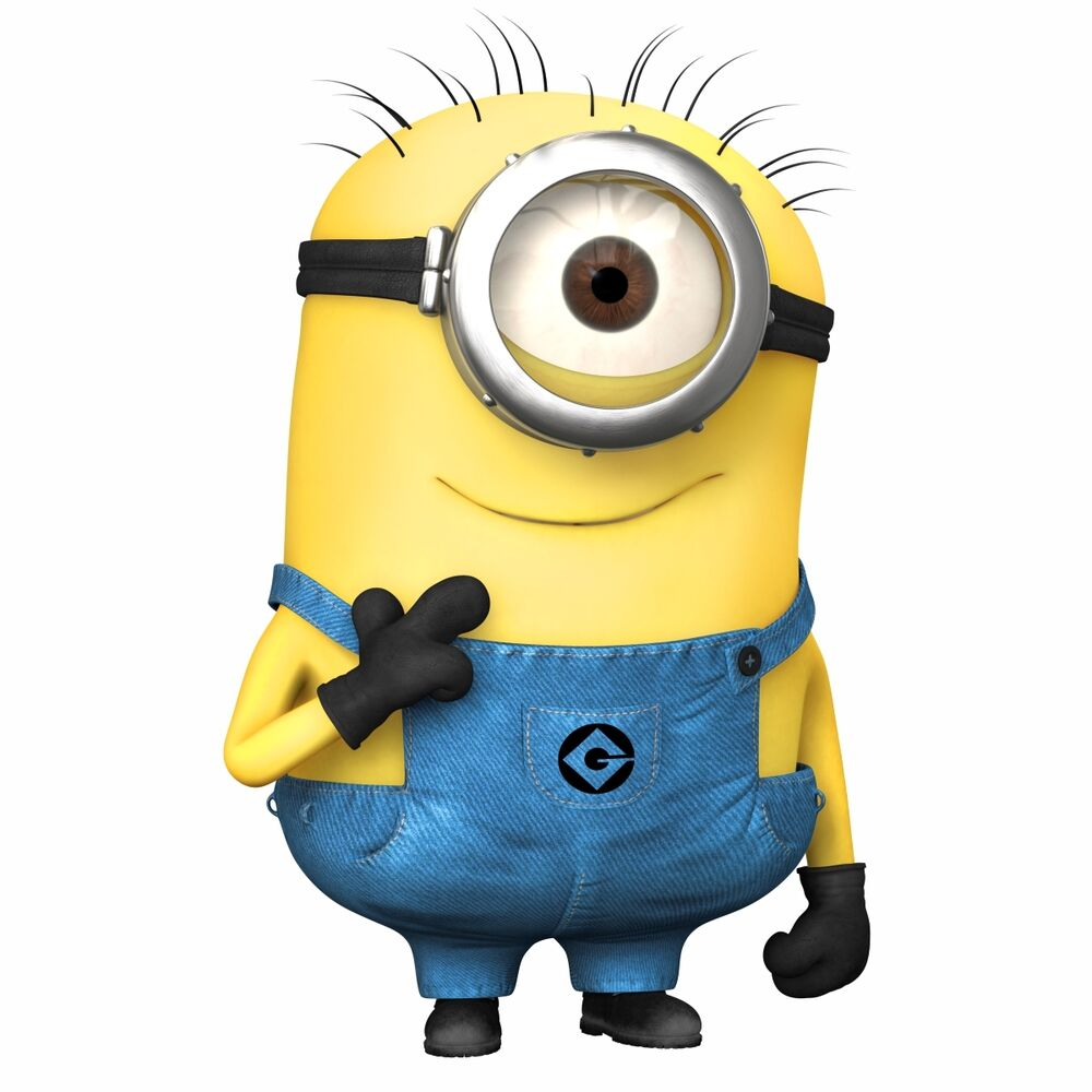 Wall Stickers Minions Despicable Me 2 Sticker Kids