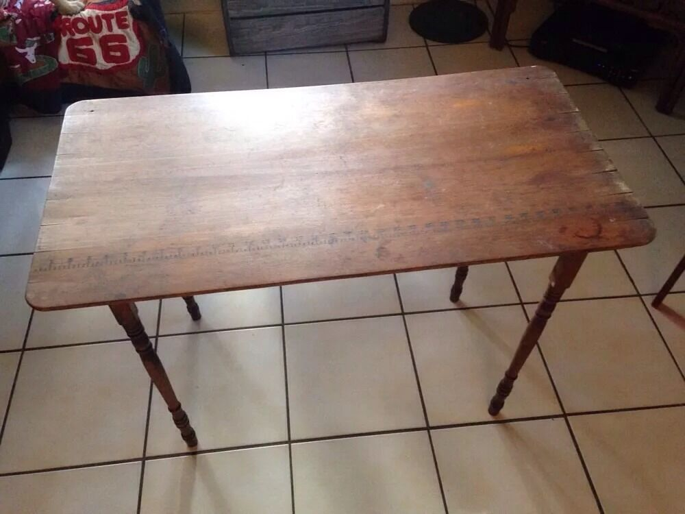 Antique Sewing Table Ebay