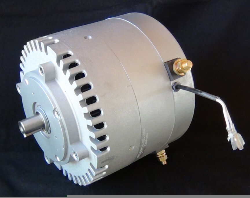 manta ii 10 hp dc electric motor 12 24 48 etek motenergy