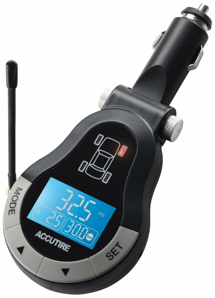 Remote Monitoring System : Accutire remote tire pressure monitor system tpms rv truck