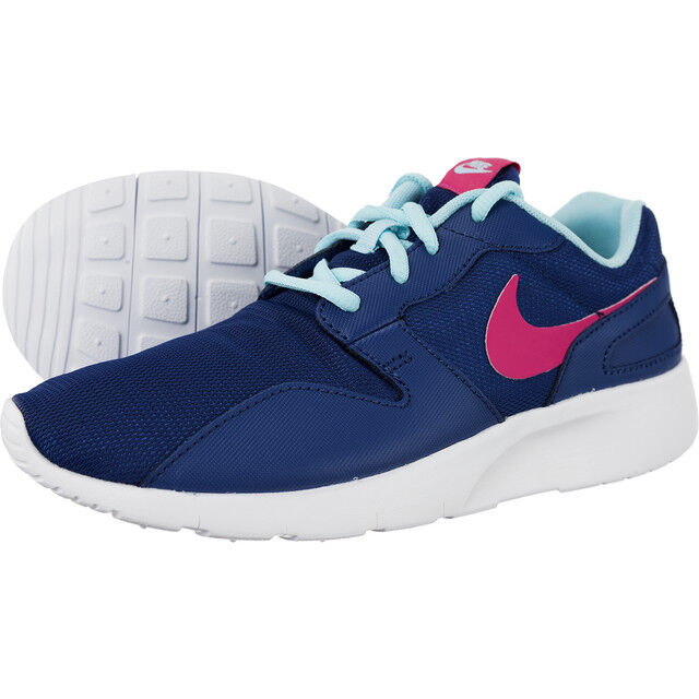 separation shoes 6fa16 9cc64 Details about Nike Kaishi GS (Roshe Run Style) Junior Girls,Running  Trainers Shoes - Blue