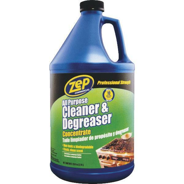 4 Gal Zep Commercial Liquid All Purpose Cleaner