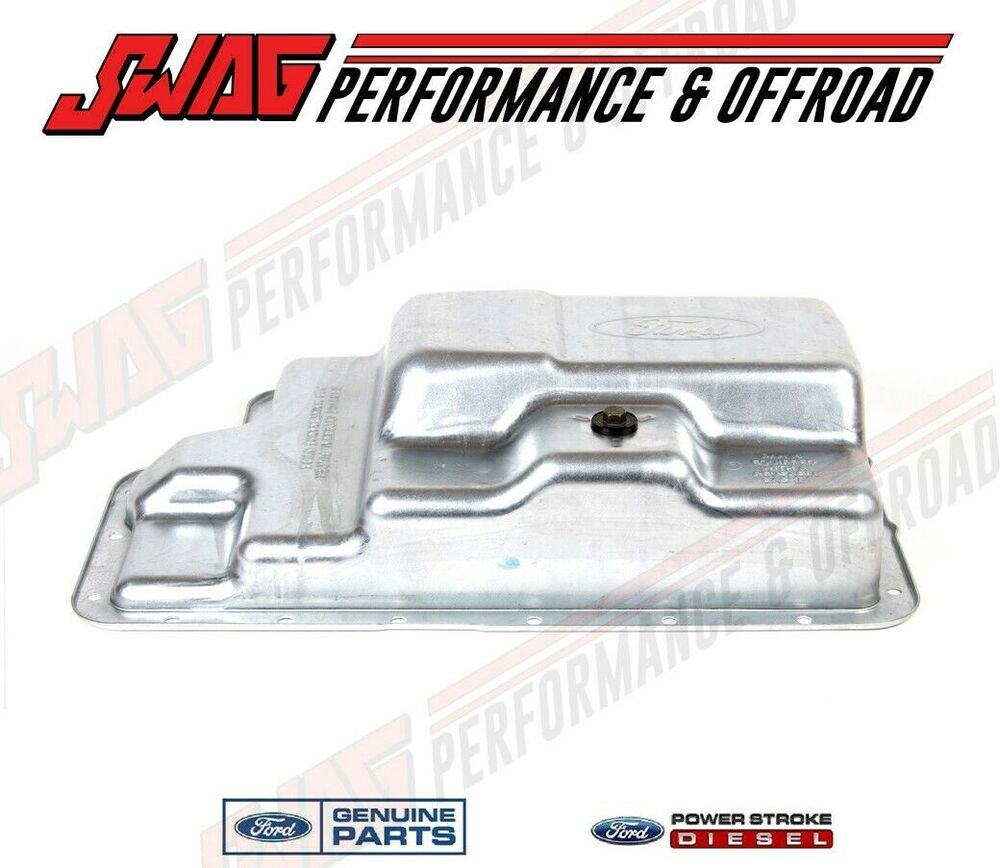 08-10 Ford 6.4L Torqueshift Transmission Pan UPGRADE For 6