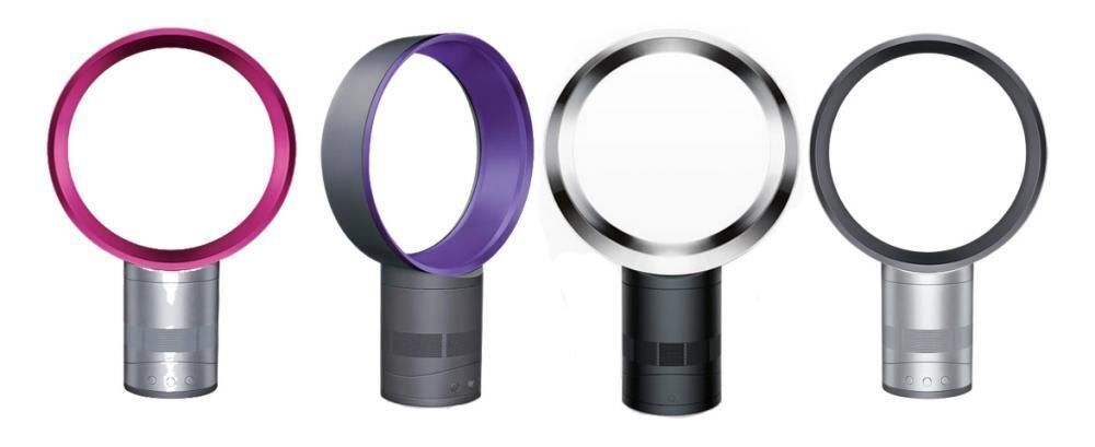 dyson am06 air multiplier table fan new sealed fast shipping ebay. Black Bedroom Furniture Sets. Home Design Ideas